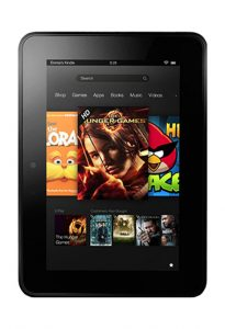 "Kindle fire HD 7"" 2012"