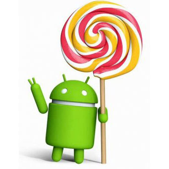 Android Lollipop for Kindle Fire HD